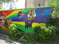 Wandbild Katholische Jugendfürsorge 13