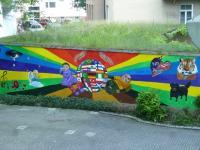 Wandbild Katholische Jugendfürsorge  15