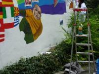 Wandbild Katholische Jugendfürsorge 4