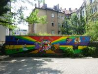 Wandbild Katholische Jugendfürsorge 5