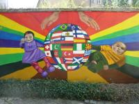 Wandbild Katholische Jugendfürsorge 6