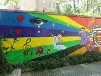 Wandbild Katholische Jugendfürsorge 7
