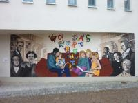 Stavenhagener Wandbild
