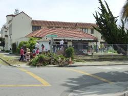 Gruppenarbeit: Gartenarbeit & Malerei