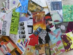 "Mail Art Exhibition ""I dream of …"""