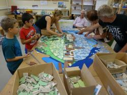 Mosaik Workshop